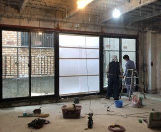 東大泉牧野邸店舗併用住宅改修工事